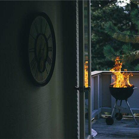 Tijd voor de BBQ op je balkon