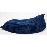 Beanbag blauw